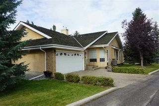 Main Photo: 51 920 119 Street in Edmonton: Zone 16 House Half Duplex for sale : MLS®# E4175194