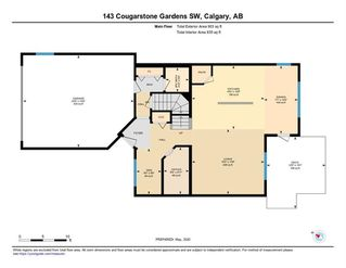 Photo 32: 143 COUGARSTONE Garden SW in Calgary: Cougar Ridge Detached for sale : MLS®# C4295738
