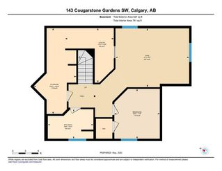 Photo 34: 143 COUGARSTONE Garden SW in Calgary: Cougar Ridge Detached for sale : MLS®# C4295738