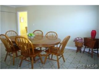 Photo 3:  in VICTORIA: Vi Oaklands Single Family Detached for sale (Victoria)  : MLS®# 473735