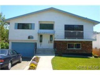 Photo 1:  in VICTORIA: Vi Oaklands Single Family Detached for sale (Victoria)  : MLS®# 473735