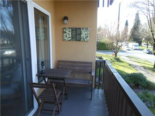 Photo 7: 102 3784 W 16TH Avenue in Vancouver: Dunbar Condo for sale (Vancouver West)  : MLS®# V1000017