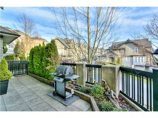 Photo 1: # 114 2969 WHISPER WY in Coquitlam: Westwood Plateau Condo for sale : MLS®# V1037078