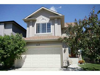Photo 1: 450 CITADEL MEADOW BA NW in CALGARY: Citadel House for sale (Calgary)  : MLS®# C3625632