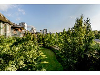 "Photo 2: 303 285 NEWPORT Drive in Port Moody: North Shore Pt Moody Condo for sale in ""THE BELCARRA AT NEWPORT VILLAGE"" : MLS®# V1078428"