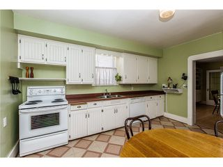 Photo 8: 234 SECOND ST in New Westminster: Queens Park House for sale : MLS®# V1115312