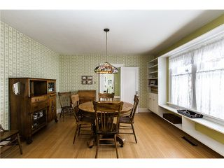 Photo 6: 234 SECOND ST in New Westminster: Queens Park House for sale : MLS®# V1115312