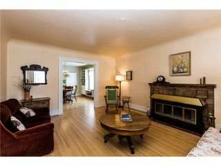 Photo 3: 234 SECOND ST in New Westminster: Queens Park House for sale : MLS®# V1115312