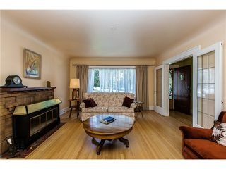 Photo 4: 234 SECOND ST in New Westminster: Queens Park House for sale : MLS®# V1115312