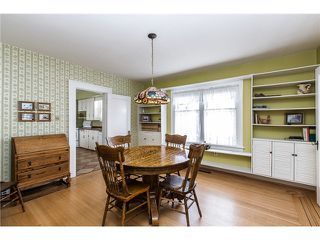 Photo 5: 234 SECOND ST in New Westminster: Queens Park House for sale : MLS®# V1115312