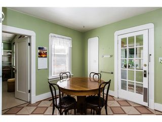 Photo 9: 234 SECOND ST in New Westminster: Queens Park House for sale : MLS®# V1115312