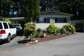 Photo 1: 296 1840 160 STREET in Surrey: King George Corridor Manufactured Home for sale (South Surrey White Rock)  : MLS®# R2068060