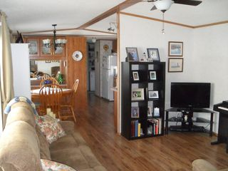 Photo 2: B17 7155 Dallas Drive in Kamloops: Dallas Manufactured Home for sale : MLS®# 137129