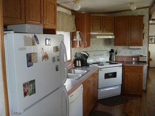 Photo 5: B17 7155 Dallas Drive in Kamloops: Dallas Manufactured Home for sale : MLS®# 137129