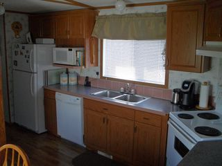 Photo 4: B17 7155 Dallas Drive in Kamloops: Dallas Manufactured Home for sale : MLS®# 137129