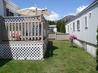 Photo 18: B17 7155 Dallas Drive in Kamloops: Dallas Manufactured Home for sale : MLS®# 137129