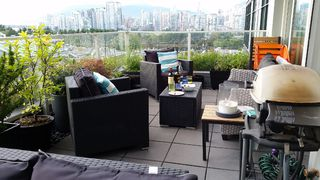 Photo 15: 602 728 W 8TH AVENUE in Vancouver: Fairview VW Condo for sale (Vancouver West)  : MLS®# R2117792
