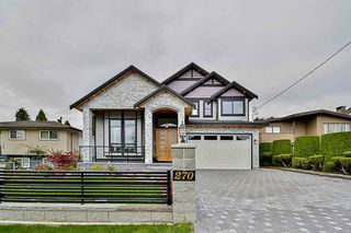 Photo 1: 270 MUNDY STREET in Coquitlam: Central Coquitlam House for sale : MLS®# R2106389