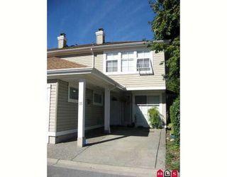 Photo 1: 25 8428 VENTURE Way: Fleetwood Tynehead Home for sale ()  : MLS®# F2922381