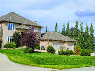 Main Photo: 547 MANOR POINTE Court: Rural Sturgeon County House for sale : MLS®# E4168934