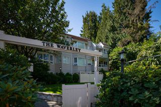 "Photo 1: 313 1155 ROSS Road in North Vancouver: Lynn Valley Condo for sale in ""The Waverley"" : MLS®# R2400059"
