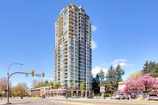 """Photo 2: 1508 2789 SHAUGHNESSY Street in Port Coquitlam: Central Pt Coquitlam Condo for sale in """"THE SHAUGHNESSY"""" : MLS®# R2405275"""
