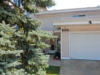 Main Photo: 15122 45 Avenue in Edmonton: Zone 14 Townhouse for sale : MLS®# E4185378