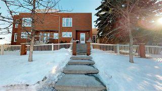 Photo 1: 9747 91 Street in Edmonton: Zone 18 Townhouse for sale : MLS®# E4187290