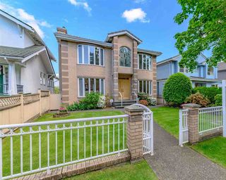 Main Photo: 7728 HEATHER Street in Vancouver: Marpole House for sale (Vancouver West)  : MLS®# R2459322