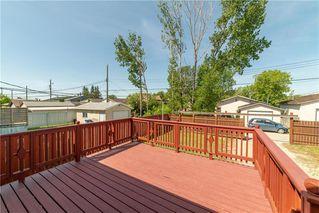 Photo 20: 32 Code Street in Winnipeg: Tyndall Park Residential for sale (4J)  : MLS®# 202012340