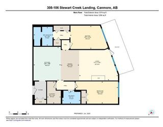 Photo 27: 308 106 Stewart Creek Landing: Canmore Apartment for sale : MLS®# C4301818