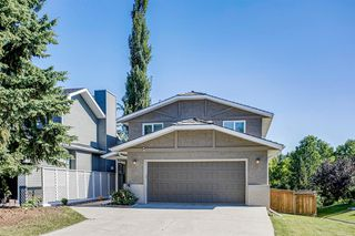 Main Photo: 48 STRATHWOOD Bay SW in Calgary: Strathcona Park Detached for sale : MLS®# A1018212