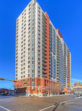 Photo 1: 413 1053 10 Street SW in Calgary: Beltline Apartment for sale : MLS®# A1043235