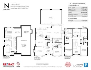Photo 34: 2387 BONACCORD Drive in Vancouver: Fraserview VE House for sale (Vancouver East)  : MLS®# R2510745