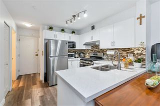 """Photo 10: 308 688 E 16TH Avenue in Vancouver: Fraser VE Condo for sale in """"Vintage Eastside"""" (Vancouver East)  : MLS®# R2527911"""