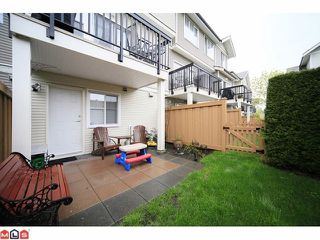 """Photo 10: 12 21535 88TH Avenue in Langley: Walnut Grove Townhouse for sale in """"REDWOOD LANE"""" : MLS®# F1210891"""