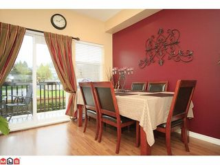 """Photo 5: 12 21535 88TH Avenue in Langley: Walnut Grove Townhouse for sale in """"REDWOOD LANE"""" : MLS®# F1210891"""