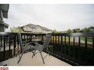 """Photo 9: 12 21535 88TH Avenue in Langley: Walnut Grove Townhouse for sale in """"REDWOOD LANE"""" : MLS®# F1210891"""