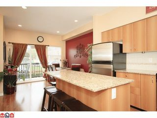 """Photo 3: 12 21535 88TH Avenue in Langley: Walnut Grove Townhouse for sale in """"REDWOOD LANE"""" : MLS®# F1210891"""