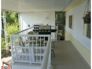 """Photo 9: 273 1840 160TH Street in Surrey: King George Corridor Manufactured Home for sale in """"Breakaway Bays"""" (South Surrey White Rock)  : MLS®# F1212134"""