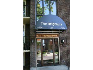 Main Photo: 105 635 57 Avenue SW in CALGARY: Windsor Park Condo for sale (Calgary)  : MLS®# C3528626