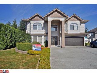 "Photo 1: 30705 SAAB Place in Abbotsford: Abbotsford West House for sale in ""BLUE RIDGE AREA"" : MLS®# F1222239"