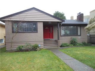 Photo 1: 2036 W 60TH Avenue in Vancouver: S.W. Marine House for sale (Vancouver West)  : MLS®# V988274