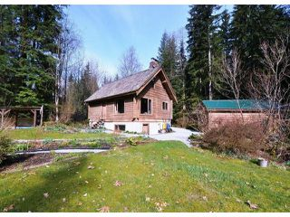 """Photo 1: 14066 KONTNEY Road in Mission: Durieu House for sale in """"McConnell Creek"""" : MLS®# F1306650"""