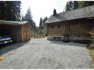 """Photo 8: 14066 KONTNEY Road in Mission: Durieu House for sale in """"McConnell Creek"""" : MLS®# F1306650"""