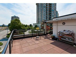 """Photo 16: 10 1 RENAISSANCE Square in New Westminster: Quay Townhouse for sale in """"THE Q"""" : MLS®# V1020471"""