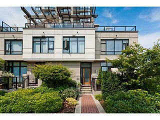 """Photo 19: 10 1 RENAISSANCE Square in New Westminster: Quay Townhouse for sale in """"THE Q"""" : MLS®# V1020471"""