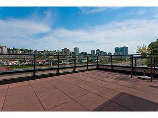 """Photo 18: 10 1 RENAISSANCE Square in New Westminster: Quay Townhouse for sale in """"THE Q"""" : MLS®# V1020471"""