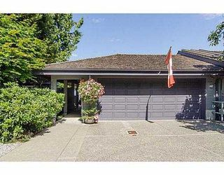 "Photo 18: 5257 ASPEN Crescent in West Vancouver: Upper Caulfeild Townhouse for sale in ""SAHALEE"" : MLS®# V1023681"
