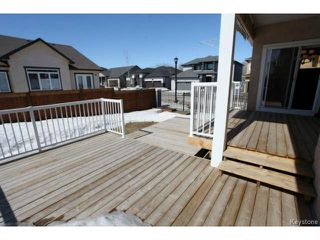 Photo 19: 501 Bridgeland Drive in WINNIPEG: Fort Garry / Whyte Ridge / St Norbert Single Family Detached for sale (South Winnipeg)  : MLS®# 1406788